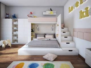 Cuartos infantiles de estilo  por DA-Design