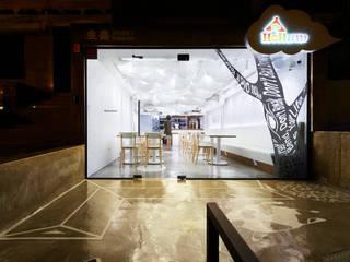 Gastronomía de estilo moderno de Design m4 Moderno
