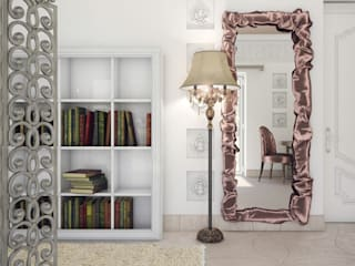 Eclectic style bedroom by 3D_DESIGNER_ALLA Eclectic
