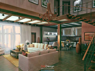 DA-Design Salon colonial
