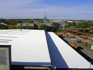 Dachsanierungen & Dachneueindeckungen bei Asbest:   von  B.W.D. Sanierungs-Systeme GmbH