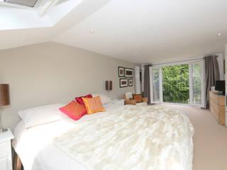 dormer loft conversion wandsworth:  Bedroom by nuspace