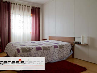 GenesisDecor Modern style bedroom