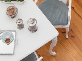 Sala de Jantar Versalhes por Green Apple Home Style Clássico