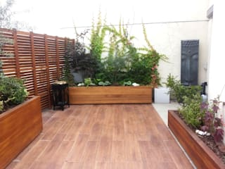 GREENERIA Patios & Decks