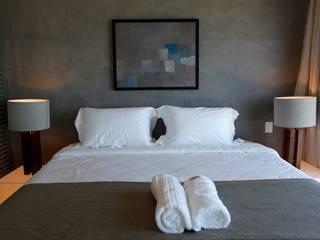 Modern Yatak Odası House in Rio Modern