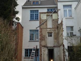 LAN63 Maisons modernes par phdvarvhitecture Moderne