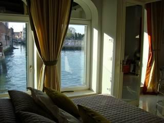 Modern Bedroom by a! atelier Modern