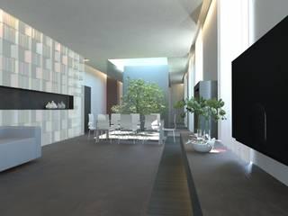 by gk architetti (Carlo Andrea Gorelli+Keiko Kondo) Minimalist