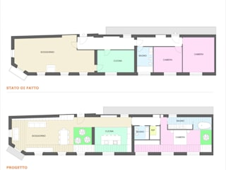 โดย gk architetti (Carlo Andrea Gorelli+Keiko Kondo)