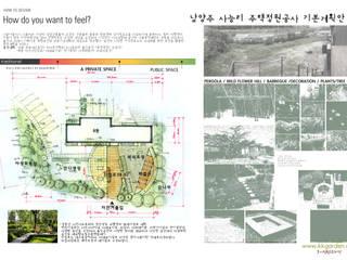 Rustikaler Garten von Urban Garden AIN.Ltd Rustikal