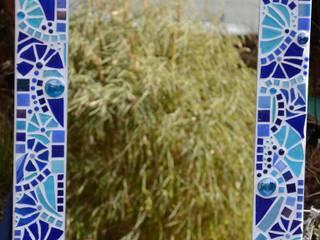 Mosaikspiegel nach Maß von mosaik-spiegel-traueme Ausgefallen