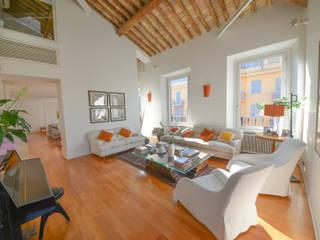Salas / recibidores de estilo moderno por Studio Fori