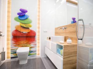 클래식스타일 욕실 by Dessi 클래식
