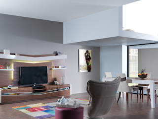 Trabcelona Design Living roomTV stands & cabinets