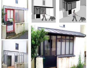 Rénovation à Trentemoult:  de style  par ArtHomeConcept