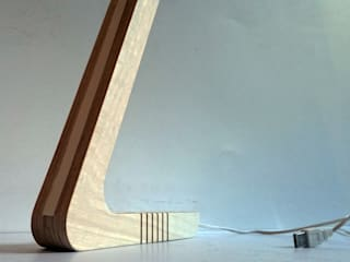 VW Table Lamp de ANDRE VENTURA DESIGNER Moderno