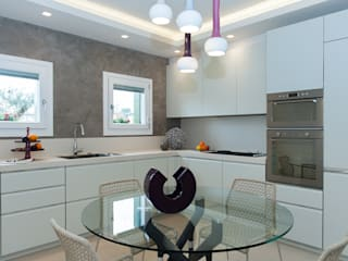 moovdesign Modern style kitchen