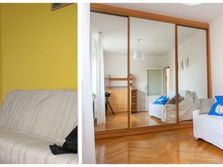 Home Staging, Lubin, ul. Broniewskiego: styl , w kategorii  zaprojektowany przez Neo Art design