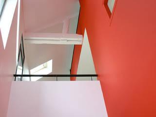 MAISON P a2 ARCHITECTURE Maisons modernes
