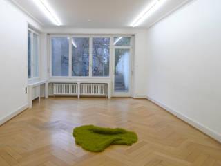 Innenraum mit neuer Lichtinstallation:  Veranstaltungsorte von castiello.architekten