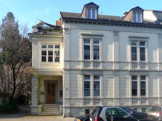 Strassenansicht:  Veranstaltungsorte von castiello.architekten