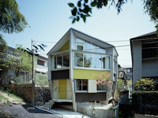 kt一級建築士事務所 Eclectic style houses