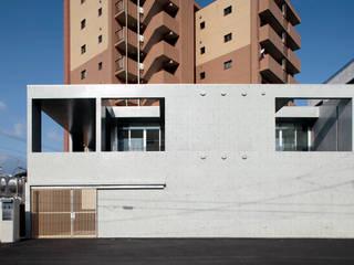長谷雄聖建築設計事務所 Rumah Modern