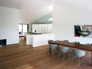 Haus G., Mödling Klassische Wohnzimmer von Erich Prödl Associates Klassisch