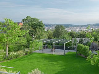 Modern style gardens by Pfrommer + Roeder Modern