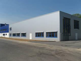 STRICK Architekten + Ingenieure Car Dealerships