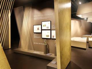 Einblick und Durchblick:  Museen von toc designstudio - Haardt Wittmann PartG
