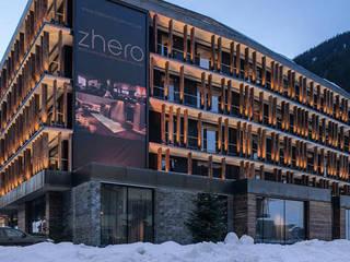 Hotel Zhero des alpes Moderne Hotels von toc designstudio - Haardt Wittmann PartG Modern
