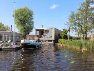 Woonark:  Huizen door Bob Ronday Architectuur