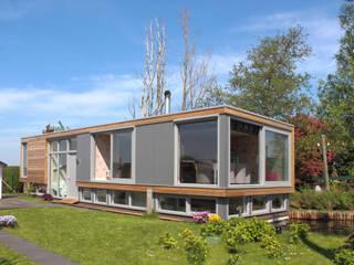 Woonboot:  Huizen door Bob Ronday Architectuur