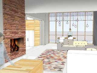 Vue 3: Maisons de style  par YOSEMITE