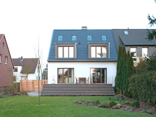 Classic style houses by kirsch architekten mbB Classic