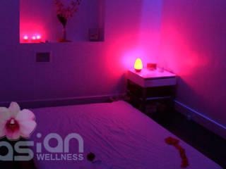 Asian Wellness Spa modernos de Asian Wellness Moderno