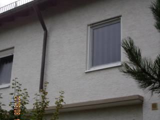 Ostfassade VOR der Sanierung:   von Architektur + Innenarchitektur ASW