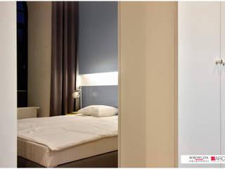 Modern style bedroom by Borowczyk Architekci Modern