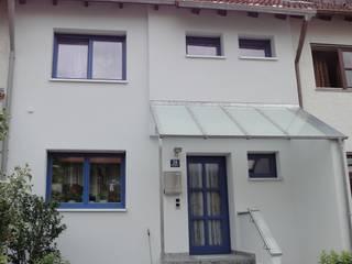 Energetische Sanierung eines Reihenmittelhauses im Landkreis Regensburg von Architektur + Innenarchitektur ASW