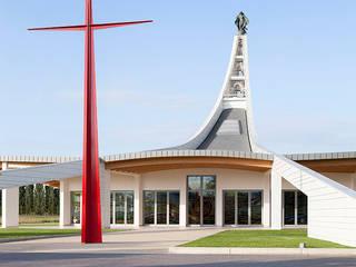 chiesa Madonna Capitana da mar:  in stile  di STUDIO ADR _architetto devis rampazzo