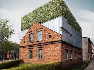 Rumah oleh Zalewski Architecture Group, Modern