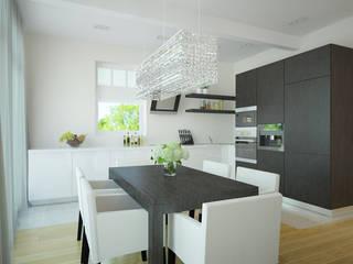 Modern kitchen by Универсальная история Modern