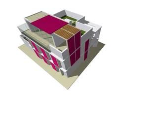 casa pavan:  in stile  di STUDIO ADR _architetto devis rampazzo