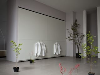 Wardrobes Reeva Design ห้องนอนWardrobes & closets