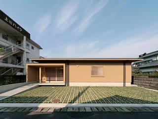 長谷雄聖建築設計事務所 Casas de estilo ecléctico