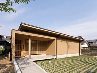 長谷雄聖建築設計事務所 Rumah Gaya Eklektik