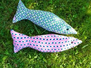 Balık Yastıklar Sesiber Çocuk OdasıOyuncaklar