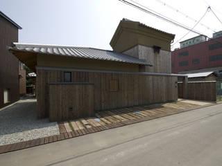 森村厚建築設計事務所 Casas asiáticas